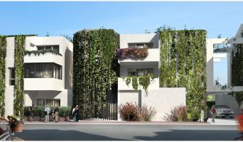Talence programme immobilier neuve « Villa Clématite » en Loi Pinel