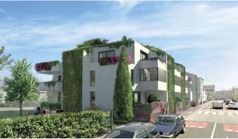 Talence programme immobilier neuve « Villa Clématite » en Loi Pinel  (2)