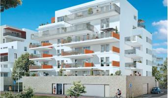 Perpignan programme immobilier neuve « Rives d'Ô » en Loi Pinel  (2)