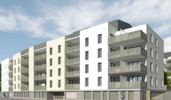 Limoges programme immobilier rénové « Côté Park » en loi pinel