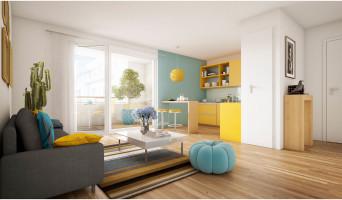 Livry-Gargan programme immobilier neuf « Coeur Livry » en Loi Pinel