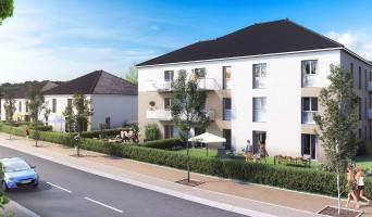 Guénange programme immobilier neuve « Les Résidentiales Saint-Benoît »
