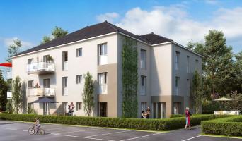 Guénange programme immobilier neuve « Les Résidentiales Saint-Benoît »  (2)