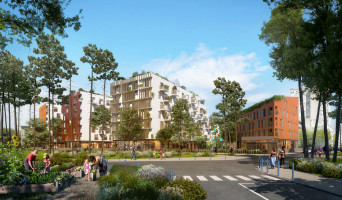 Bobigny programme immobilier neuf « Campus Lola »