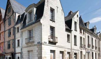Tours programme immobilier à rénover « Le Cours des Consuls » en Loi Pinel ancien
