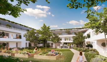 Talence programme immobilier rénové « Jardins Médoquine » en loi pinel
