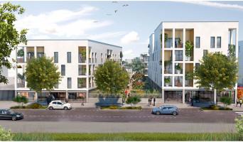 Nantes programme immobilier rénové « Laøme » en loi pinel