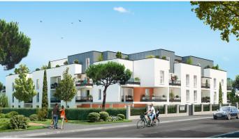 Saint-Jean-de-Braye programme immobilier rénové « Opaline » en loi pinel