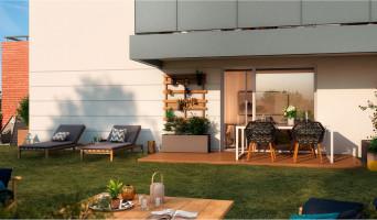 Blagnac programme immobilier neuve « Clos Cassandre »  (2)