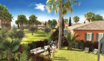 Grimaud programme immobilier rénové « Les Villages d'Or Grimaud - Villas » en loi pinel