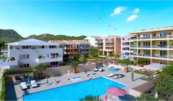 Saint-Martin-du-Var programme immobilier neuve « Les Villages d'Or Saint Martin Du Var »