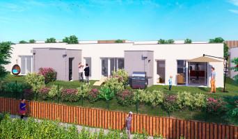 Fleury-sur-Orne programme immobilier neuf « Les Villas Jardin » en Loi Pinel
