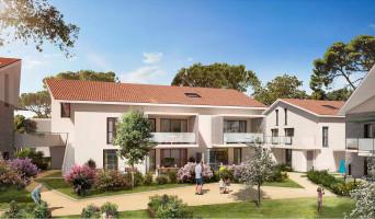 Toulouse programme immobilier neuve « In'Lardenne » en Loi Pinel  (2)