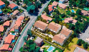 Toulouse programme immobilier neuve « In'Lardenne » en Loi Pinel  (4)