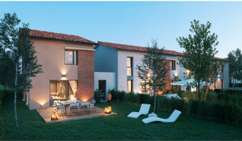 Brax programme immobilier rénové « Domaine Villas Rosa » en loi pinel