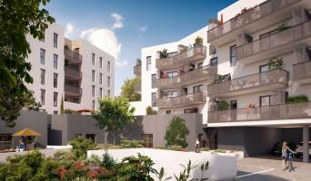 Cenon programme immobilier rénové « Symbioz » en loi pinel