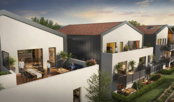 Toulouse programme immobilier rénové « Arpège » en loi pinel