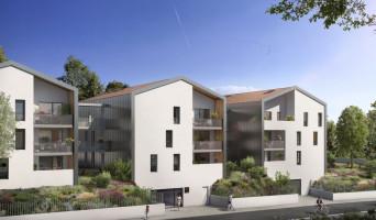 Toulouse programme immobilier neuve « Arpège » en Loi Pinel  (2)