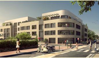 Montgeron programme immobilier neuve « Art du Temps »
