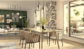 Montgeron programme immobilier neuve « Art du Temps »  (2)