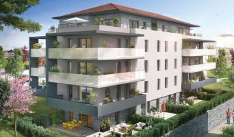 Allonzier-la-Caille programme immobilier rénové « Résidence n°216335 » en loi pinel