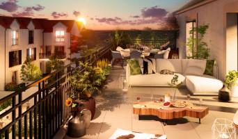 Chambourcy programme immobilier rénové « Concorde » en loi pinel