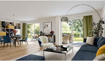 Chambourcy programme immobilier neuve « Concorde » en Loi Pinel  (3)