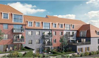 Linselles programme immobilier neuve « La Belle Époque » en Loi Pinel