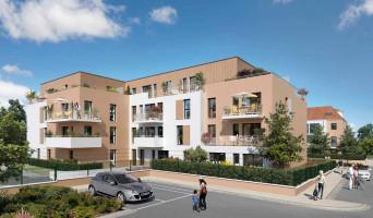 Le Plessis-Belleville programme immobilier rénové « L'Orée » en loi pinel