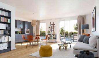 Le Plessis-Belleville programme immobilier neuve « L'Orée »  (2)