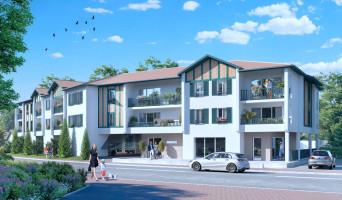 Sanguinet programme immobilier neuve « Villa Ondine »