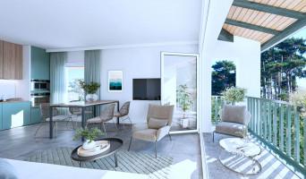 Sanguinet programme immobilier neuve « Villa Ondine »  (2)