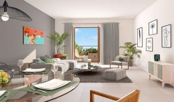 Nancy programme immobilier neuve « En Scène »
