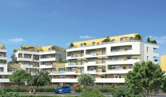 Nîmes programme immobilier neuf « Erasme » en Loi Pinel
