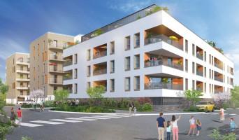 Rouen programme immobilier rénové « Villa Garance » en loi pinel
