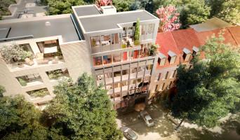 Lille programme immobilier neuve « Le 170 VH »