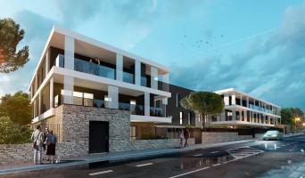 Montpellier programme immobilier neuf « Karma » en Loi Pinel