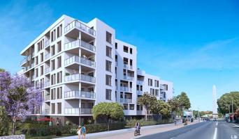 Marseille programme immobilier rénové « Faubourg Mazargues » en loi pinel