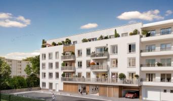 Drancy programme immobilier neuve « Intervalle » en Loi Pinel  (2)