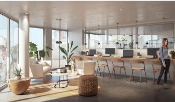 Drancy programme immobilier neuve « Intervalle » en Loi Pinel  (3)