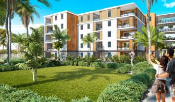 Abymes programme immobilier neuve « Les Trois Arts - Bât. B »