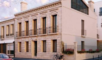 Pessac programme immobilier neuve « Coeur Pessac »
