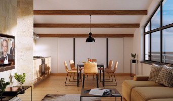 Pessac programme immobilier neuve « Coeur Pessac »  (2)