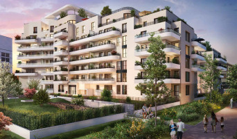Colombes programme immobilier neuve « Programme immobilier n°216368 »