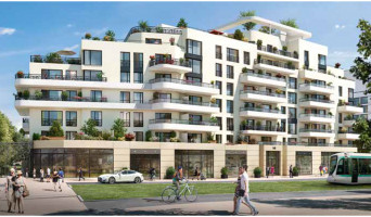 Colombes programme immobilier neuve « Programme immobilier n°216368 »  (2)