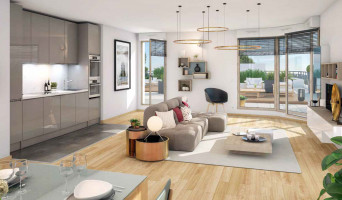 Colombes programme immobilier neuve « Programme immobilier n°216368 »  (4)