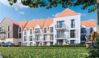 Orry-la-Ville programme immobilier rénové « O'rigine » en loi pinel
