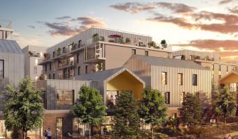 Rueil-Malmaison programme immobilier rénové « Ô Domaine - Tranche 2 » en loi pinel