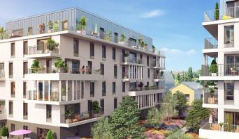 Rueil-Malmaison programme immobilier neuve « Ô Domaine - Tranche 2 » en Loi Pinel  (2)