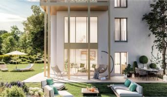 Le Vésinet programme immobilier neuve « Prestiges du Parc » en Loi Pinel  (4)